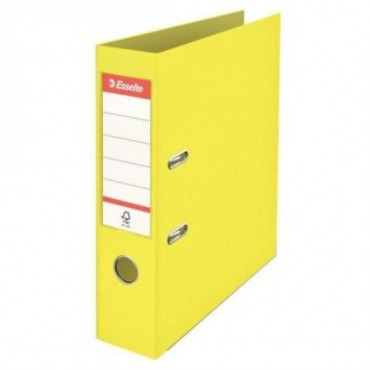 Archivador AZ A4 75 Esselte PP Colour'Ice 626210 Amarillo